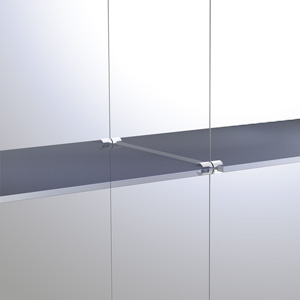 C1522 - 1.5mm Twin Shelf Grip Rendering