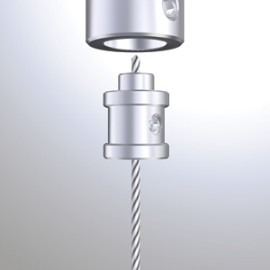 C1573 - 1.5mm Top Cable Grip Rendering