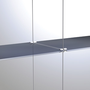 C3022 - 3mm Twin Shelf Grip Rendering