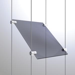C3027 - 3mm Single Swivel Side Grip Rendering