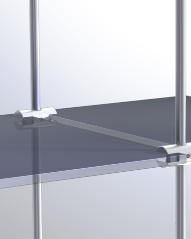 R1024 - 10mm Twin Shelf Grip Rendering