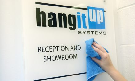 Use The Right Acrylic Cleaner To Keep Your Signage Beautiful. So Easy!