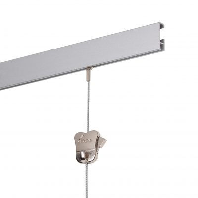 Clip-rail