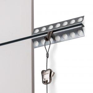 Plaster-rail