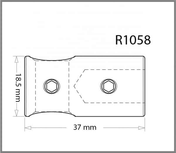 90 Degree Rod Connector Details