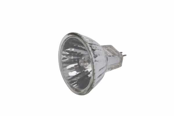 20 Watt Halogen Bulb, 30 Degree Beam Angle, Warm White - Suitable for Use With Multi-rail Picture Hanging Systems